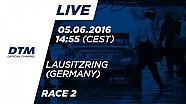 2016 DTM Lausitzring 2. Yarış