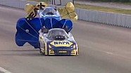 Ron Capps scores the No. 1 qualifier in New England