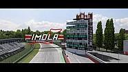 iRacing : Imola tanıtım videosu
