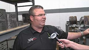 NHRA 101: The secret clutch disc room at John Force racing