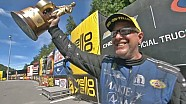 BIG WIN for Funny Car pilot Tommy Johnson Jr. in Bristol