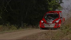 International Rally of Queensland - Saturday Highlights