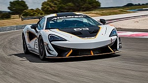 McLaren 570S Sprint to make global debut at the 2016 Goodwood Festival of Speed