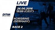 Canlı Yayın: 2. Yarış - DTM Norisring 2016