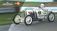Iconic Blitzen Benz: Record Holder's Lairy Goodwood Spin