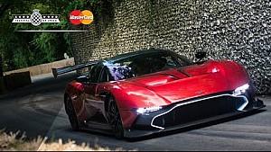 1400bhp of Aston Martin: DB11 v Vulcan at FOS