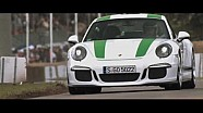 Porsche 911 R Hillclimb at Goodwood Festival of Speed 2016