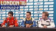 Title Contenders Press Conference! - Formula E London