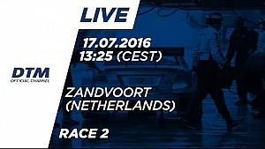 Re-LIVE: Race 2 - DTM Zandvoort 2016