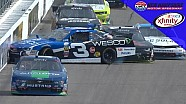 Contact with Bowman sends Ty Dillon spinning