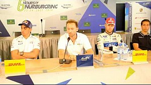 2016 WEC 6 Hours of Nurburgring - Pre-Event Press Conference