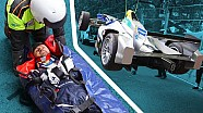 What Happens When You Crash A Formula E Car?
