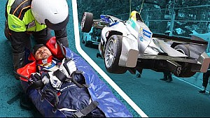 What Happens When You Crash A Formula E Car?