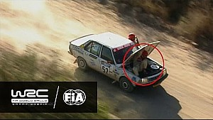 WRC History: TOP 10 most spectacular 3-Wheel-Drives & more...