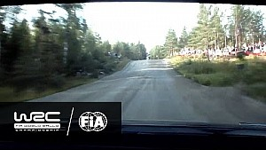 Rally Finland 2016: Shakedown