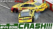 Racing and Rally Crash Compilation Week 44 November 2015