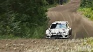 The 2017 World Rally Car - A Design Statement