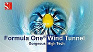 نفق الهواء في الفورمولا واحد - تحفة تقنية