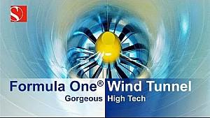 Formula One Wind Tunnel - Gorgeous High-Tech - Sauber F1 Team