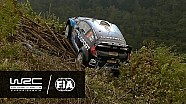 Rallye Deutschland 2016: HIGHLIGHTS Stages 1-2