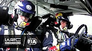 WRC - ADAC Rally Duitsland 2016: HIGHLIGHTS Stages 3-4