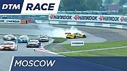 Glock spint - DTM Moskou 2016