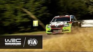 WRC 2 - Rallye Deutschland 2016: WRC 2 HIGHLIGHTS Saturday