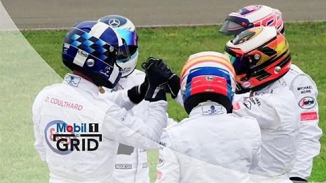 Past, Present & Future – Go-Kart Racing With McLaren-Honda | Mobil 1 The Grid