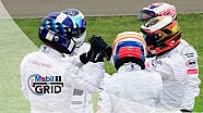 Past, Present & Future – Go-Kart Racing With McLaren-Honda | Mobil 1 The Grid
