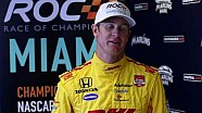 ROC Miami - Ryan Hunter-Reay Interview