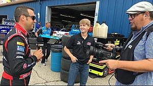 Byron lends a hand to GarageCam in Michigan