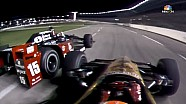 2016 IndyCar Texas Firestone 600 crazy final laps