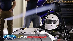 Ford Gives Hands-on Experience to College Race Teams | Vehicle Testing |  Ford Performance