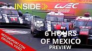 Inside WEC 2016: анонс 5 этапа в Мексике