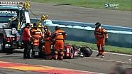 Важка аварія Грема Рейхола| IndyCar - Воткінс-Глен 2016