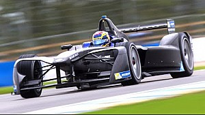 Formula E Pre-Season Testing: Best Team Times