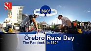 360° - Örebro Race Day - The Paddock - Marcus Ericsson - Sauber F1 Team
