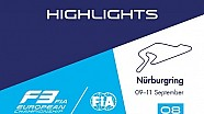 Round 08 Nürburgring / Highlights races 22 - 24