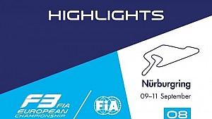 Round 08 Nürburgring / Highlights races 22 - 24