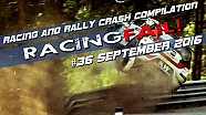 Racing and Rally Crash Compilation Week 36 September 2016
