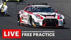 2016 Blancpain Endurance Series - Nurburgring - Free Practice - Live - Onboard