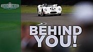 On Board: Lister's rear view of racing drama!