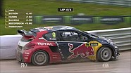 Loeb ganó la final en Letonia