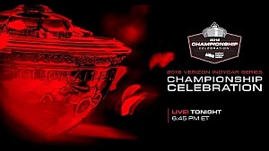 2016 Verizon IndyCar Series Championship Celebration