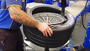 Le nuove gomme Michelin di F.E