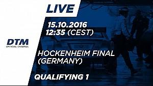 Re-Live: Qualifying (Race 1) - Hockenheim Final 2016