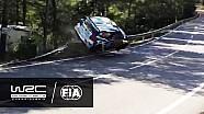 WRC Catalunya: Mikkelsen crasht