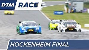 Mortara's catch up race - DTM Hockenheim Final 2016