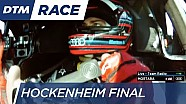 Mortara not amused - DTM Hockenheim Final 2016