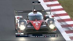 No. 6 Toyota Wins Overall - 6 Hours of Fuji - 2016 FIA World Endurance Championship